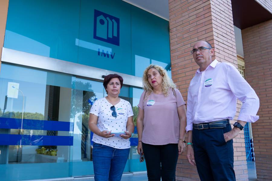 Adelante Málaga se compromete a construir 2.000 viviendas de protección oficial